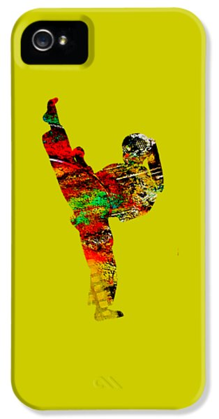 Martial Arts Collection IPhone 5s Case