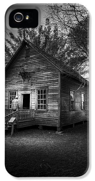 1800's Florida Church IPhone 5s Case by Marvin Spates