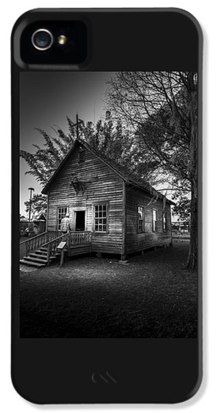 Florida State iPhone 5s Case - 1800's Florida Church by Marvin Spates