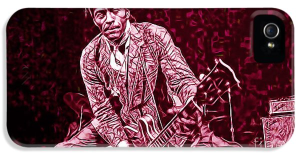 Chuck Berry Collection IPhone 5s Case