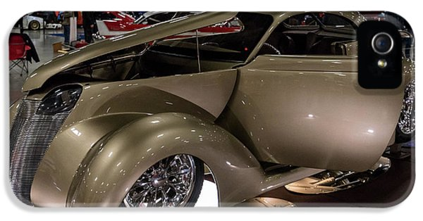 IPhone 5s Case featuring the photograph 1937 Ford Coupe by Randy Scherkenbach