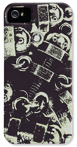 1950s iPhone 5s Case - 1947 Nutters by Jorgo Photography - Wall Art Gallery