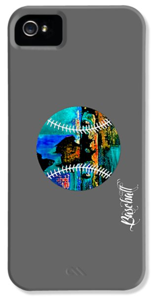 Baseball Collection IPhone 5s Case by Marvin Blaine