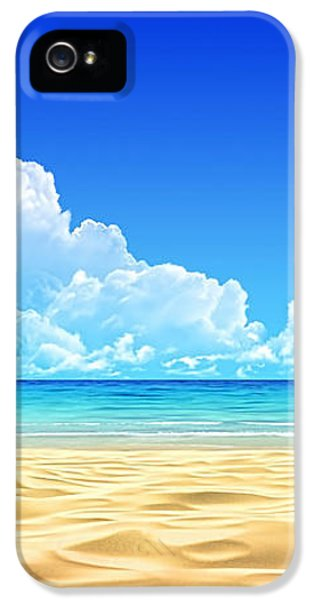Beach Collection IPhone 5s Case