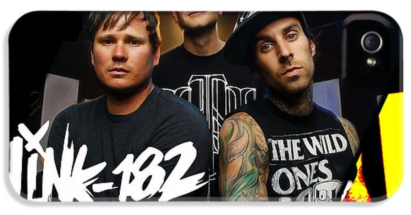 Blink 182 Collection IPhone 5s Case by Marvin Blaine