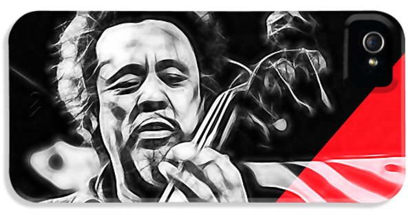 Charles Mingus Collection IPhone 5s Case