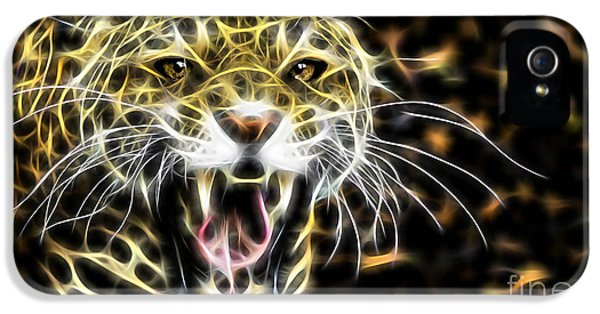 Cheetah Collection IPhone 5s Case