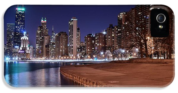 Chicago From The North IPhone 5s Case by Frozen in Time Fine Art Photography