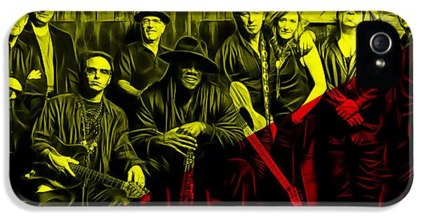 E Street Band Collection IPhone 5s Case