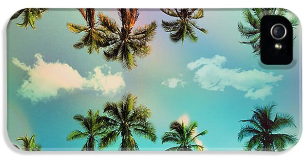 Florida IPhone 5s Case by Mark Ashkenazi