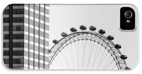 London Eye IPhone 5s Case by Joana Kruse