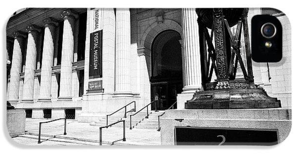 Postal Square Building Washington Dc Usa IPhone 5s Case