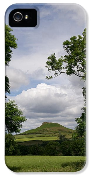 Roseberry Topping IPhone 5s Case