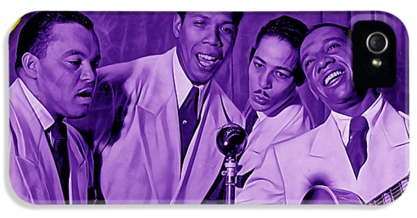 The Ink Spots Collection IPhone 5s Case