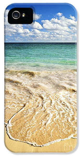 Tropical Beach  IPhone 5s Case