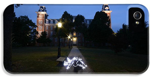 University Of Arkansas IPhone 5s Case by Chris  Look