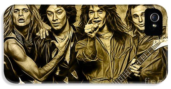 Van Halen Collection IPhone 5s Case