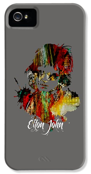 Elton John Collection IPhone 5s Case