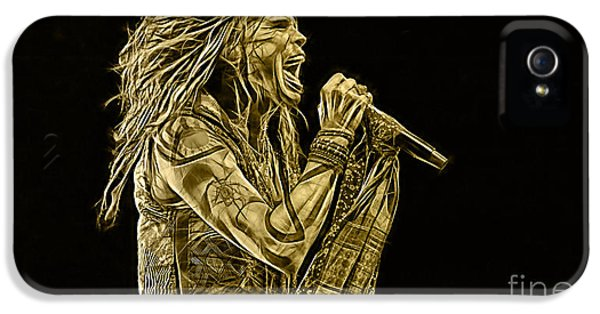 Steven Tyler Collection IPhone 5s Case by Marvin Blaine