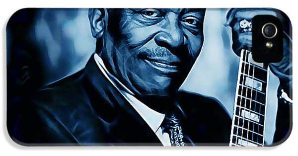 Bb King Collection IPhone 5s Case