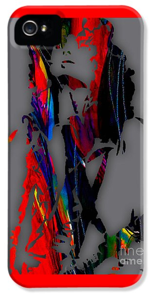 Jimmy Page Collection IPhone 5s Case by Marvin Blaine