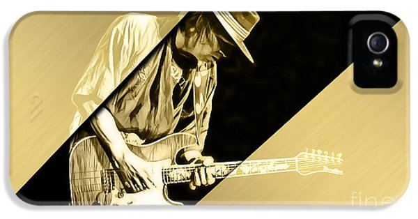 Stevie Ray Vaughan Collection IPhone 5s Case
