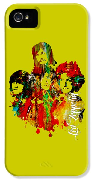 Led Zeppelin Collection IPhone 5s Case