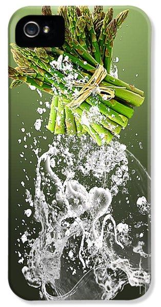 Asparagus Splash IPhone 5s Case