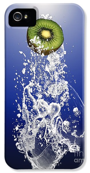 Kiwi Splash IPhone 5s Case