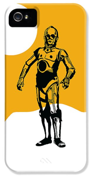 Star Wars C-3po Collection IPhone 5s Case