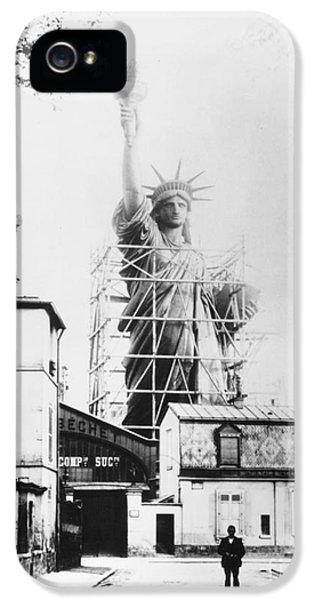 Statue Of Liberty, Paris IPhone 5s Case