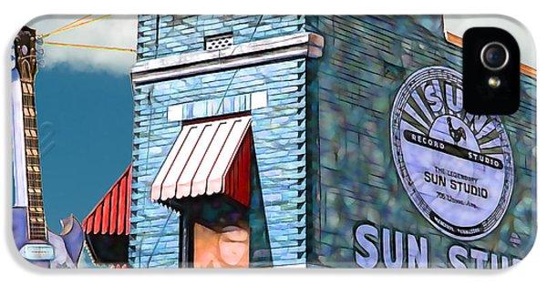 Sun Studio Collection IPhone 5s Case