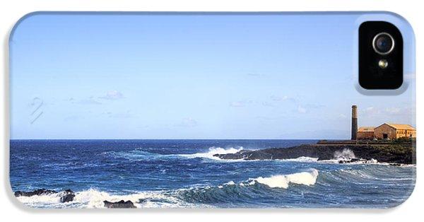 Canary iPhone 5s Case - Tenerife - Garachico  by Joana Kruse