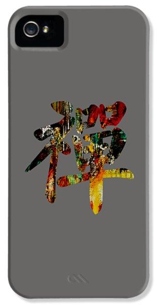 Zen IPhone 5s Case by Marvin Blaine