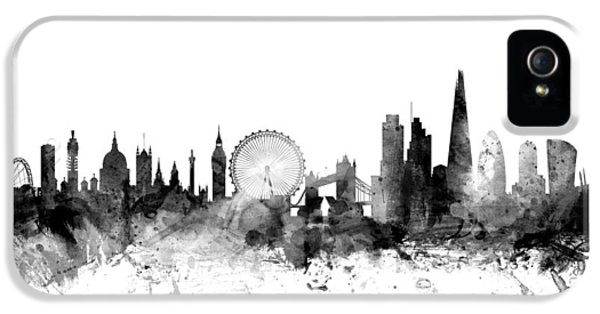 London England Skyline IPhone 5s Case
