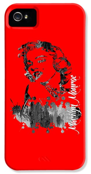Marilyn Monroe Collection IPhone 5s Case