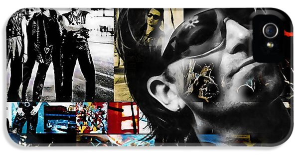 Bono Collection IPhone 5s Case