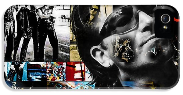 Bono Collection IPhone 5s Case by Marvin Blaine