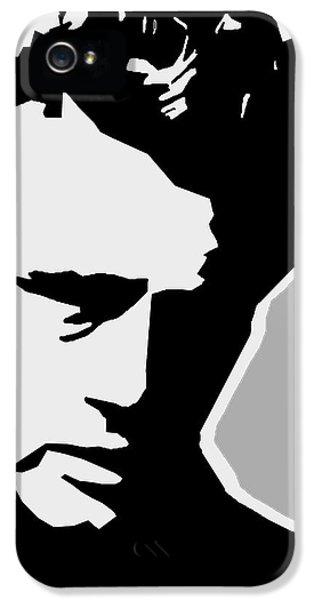 James Dean  IPhone 5s Case by Mark Ashkenazi