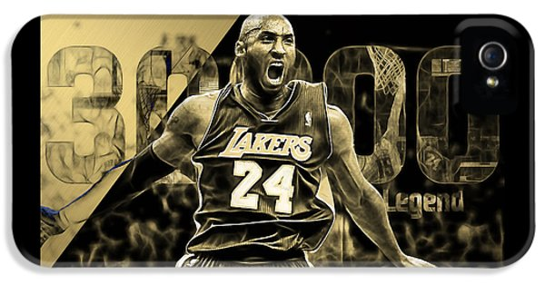 Kobe Bryant Collection IPhone 5s Case