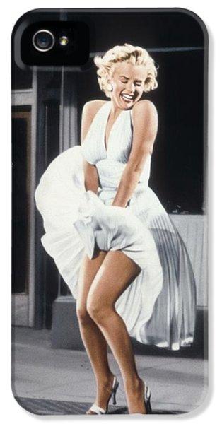 Marilyn Monroe IPhone 5s Case by American School