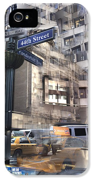 44th And Vanderbilt Collage IPhone 5s Case by Dave Beckerman