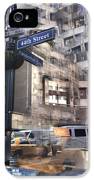 44th And Vanderbilt Collage IPhone 5s Case