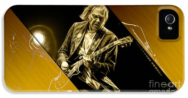Neil Young Collection IPhone 5s Case