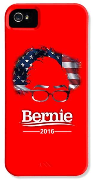 Bernie Sanders IPhone 5s Case by Marvin Blaine