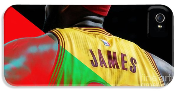 Lebron James Collection IPhone 5s Case