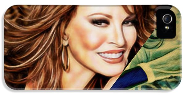 Raquel Welch Collection IPhone 5s Case