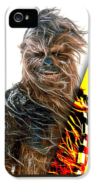 Star Wars Chewbacca Collection IPhone 5s Case