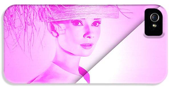 Audrey Hepburn Collection IPhone 5s Case