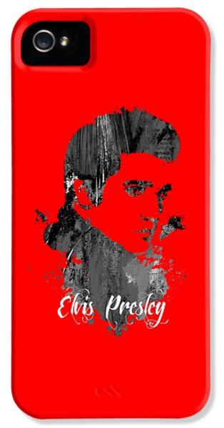 Elvis Presley Collection IPhone 5s Case